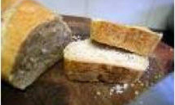 Pão Integral com aveia, gérmen de trigo e farelo de trigo