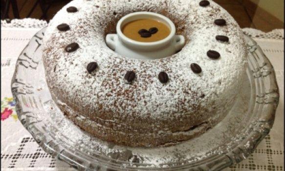 Bolo Café com Leite