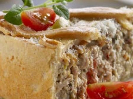 Torta de salpicão de frango com pão de forma | Edilson Robério Barroso Teixeira