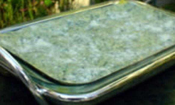 Lasanha com Creme de Espinafre