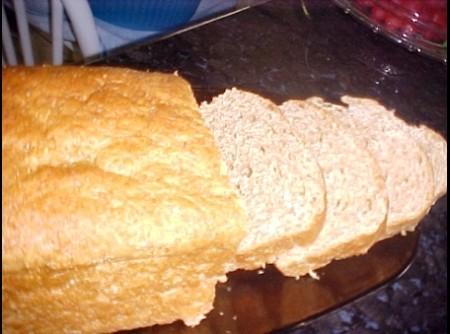 Receita de Pão no Liquidificador