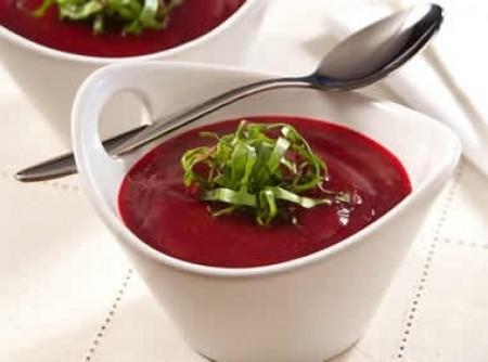 Sopa de Beterraba Nutritiva