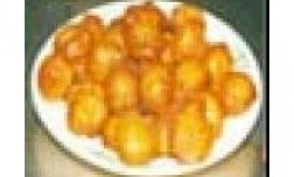 PANTUFAS -receita portuguesa