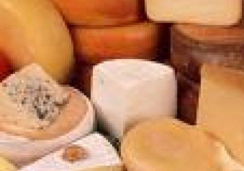 Receitas com queijo