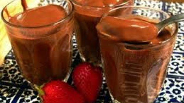 Chocolate Quente com Canela
