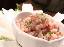 Beiju com Tartar de Atum