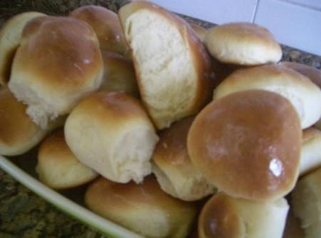 Pão de Leite Condensado   CyberCook