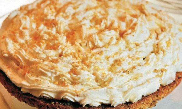 Torta de Chocolate com Praliné