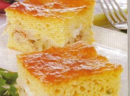 Torta Caseira (Liquidificador)
