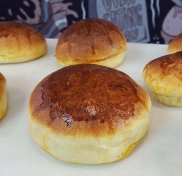 Pão de Brioche Caseiro