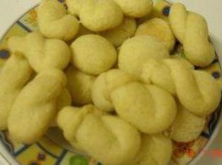 Biscoitinhos de nata | Irene Viotti Curi