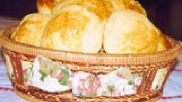 Pãezinhos de Batata
