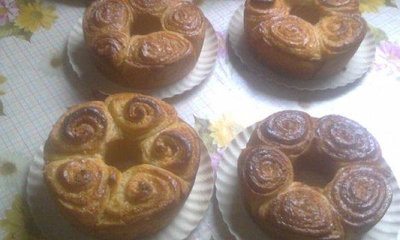 Pão de Rosas