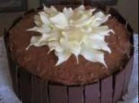 Coberturas de chocolate para bolos, tortas e sorvetes