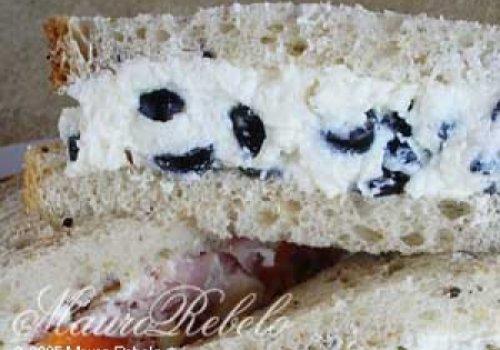 Psta básica para sanduíche