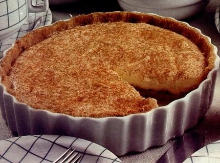 Torta de Maçã Rápida com Massa de Biscoito | Caroline Gomes de Amaral Bayma