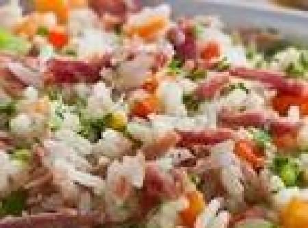 Arroz com Carne-Seca e Abóbora | Gabriela Pinheiro