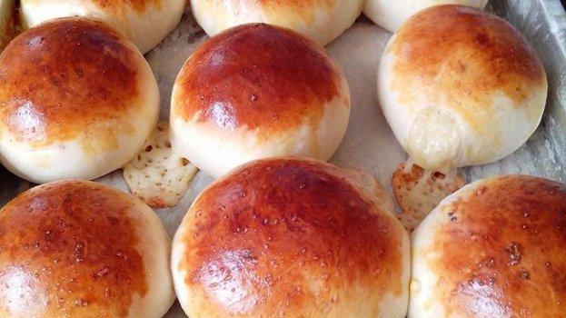 Pão de Batata do Benjamim