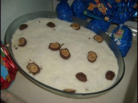 Torta Gelada de Bombom