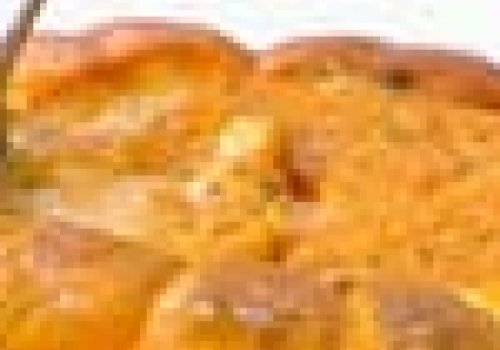 Camarão na Moranga Com Queijo Cremoso