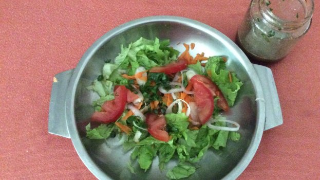 Molho para Saladas (Ana Cristina)