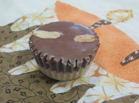 Docinho Cremoso de Chocolate e Amendoim