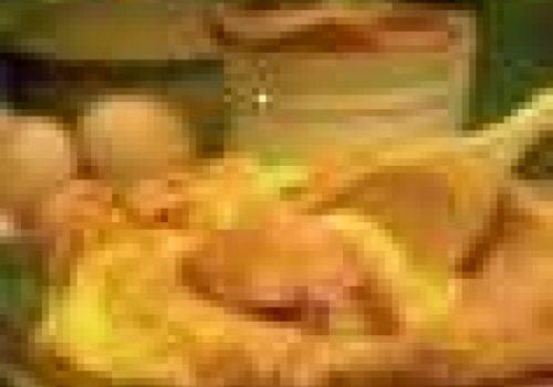 Suflê de abóbora