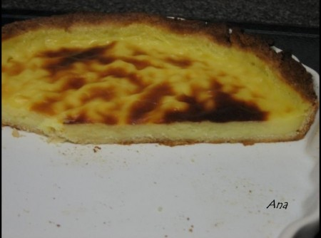Tarte pastel de nata   Simone Pontes Stahl