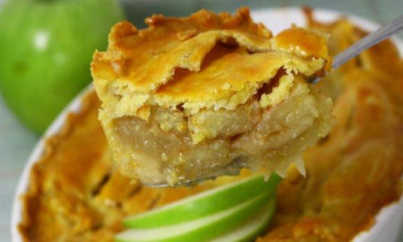 Apple Pie (Torta de Maçã)