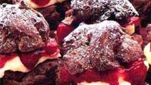 Bombinhas de Chocolate ao Cherry
