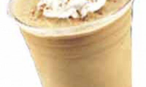 Frape de chocolate com café