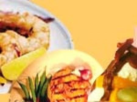 Salada de Camarão Marinado com Erva Doce | Geny Celi Alves Cabral