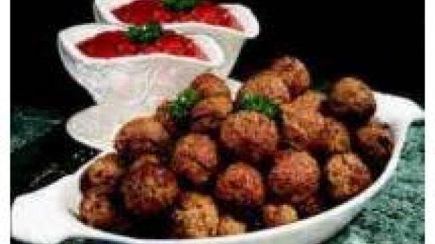Almondega Vegetariana (Soja)