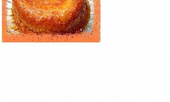 Pudim de Pão Caramelizado