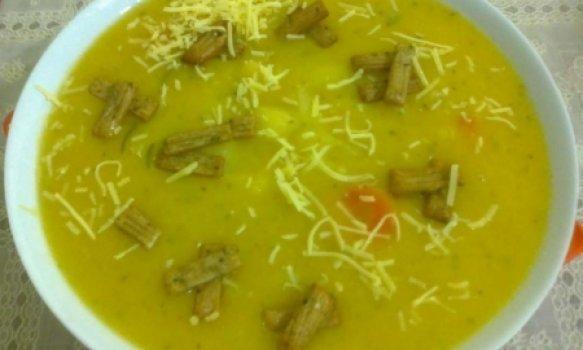 """Sopa Cremosa """"Levante"""""""