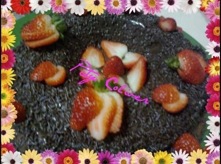 bolo preguiça de chocolate de microondas | Ana Glaucya Leite Ribeiro