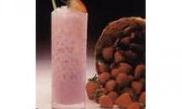 Raspadinha de morango