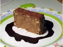 Terrine de Chocolate Gelada
