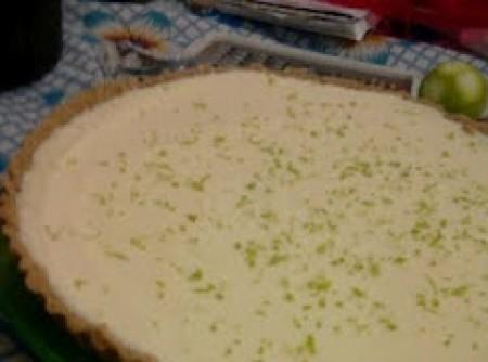 Torta de Limão com Cream Cheese