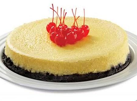 Cheese Cake de Biscoito