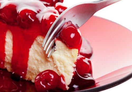 Cheesecake de Cereja