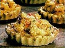 tortaletes de camarão