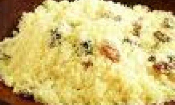 Farofa de coco