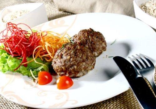 Bolinhos de Carne e Batata