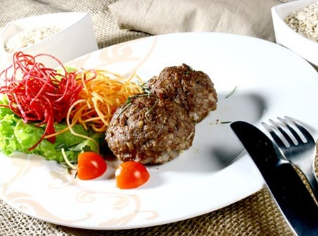 Bolinhos de Carne e Batata | CyberCook