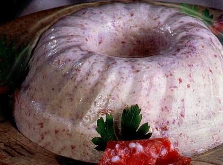 Mousse de Salaminho