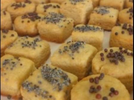 petit-four de queijo | Heloisa Barboza de Lima
