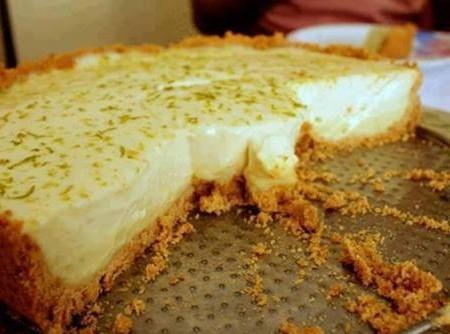 Torta de Limão Fácil