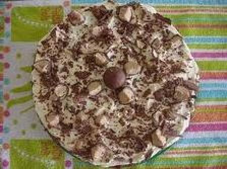 Torta de Sonho de valsa | José Carlos Alves Gebim