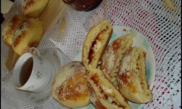 Broinhas de fubá romeu e julieta